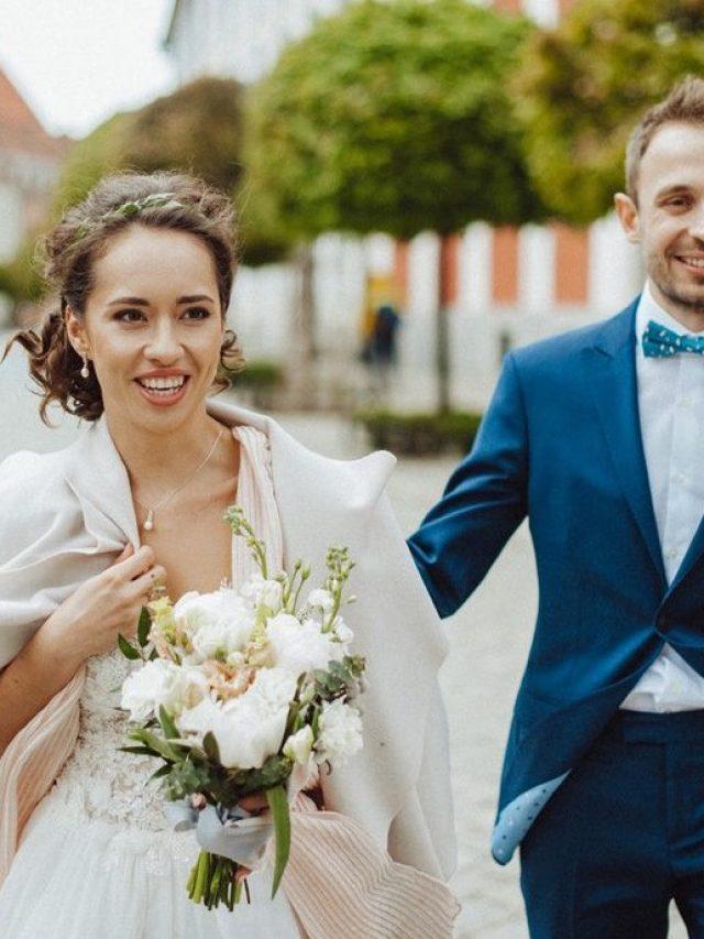Bukiety ślubne
