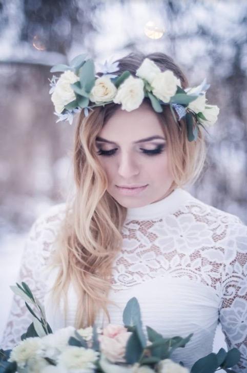 Wianek ślubny